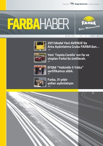 2011 Ocak - Farba