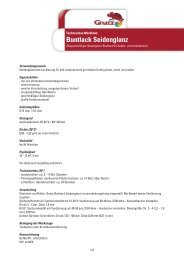 Buntlack Seidenglanz - Louis Gnatz GmbH