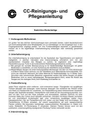 Nadelvlies-Bodenbeläge 09/04 - Farben-Hahn