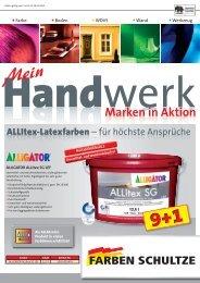 Handwerk - Farben Schultze
