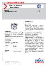 Technisches Merkblatt All-Deck satin - Farbenhaus Metzler ...