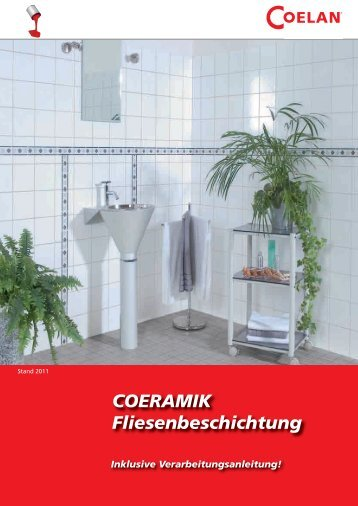 COERAMIK Fliesenbeschichtung - Farbenhaus Metzler Onlineshop
