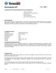 Gummipaint A/F - Farbenhaus Metzler Onlineshop