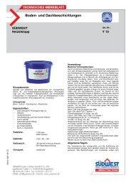 Technisches Merkblatt Heizölstopp - Farbenhaus Metzler Onlineshop