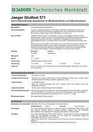 TMB Jäger Glutfest - Farbenhaus Metzler Onlineshop
