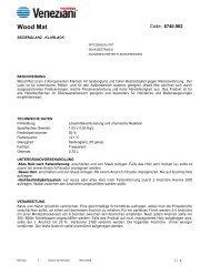 Wood Mat - Farbenhaus Metzler Onlineshop