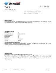 Technisches Merkblatt von Teak 2 - Farbenhaus Metzler Onlineshop