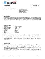 Aquastop - Farbenhaus Metzler Onlineshop