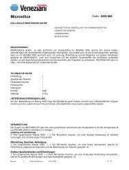 Microsilice - Farbenhaus Metzler Onlineshop