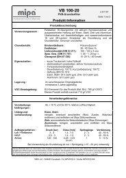 Technisches Merkblatt VB 100-20 - Farbenhaus Metzler Onlineshop