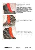 Kapuze mit Fellrand Anleitung - Farbenmix - Seite 2