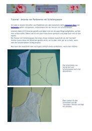 Ergänzung-Schulterpassen - Farbenmix