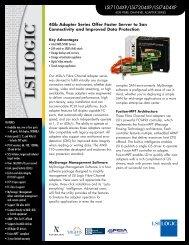 LSI7104XP-LC Datenblatt (pdf) - ASTCO