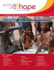 Women's Ministry - Hope Lutheran Church