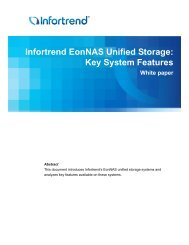 EonNAS Family of Unified Storage Systems - ASTCO