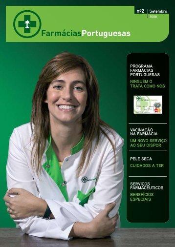 serviços farmacêuticos - Farmácias Portuguesas