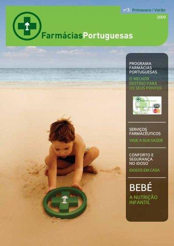 A NUTRIÇÃO INFANTIL - Farmácias Portuguesas