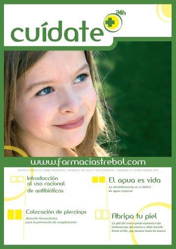 Nº 08 - Enero-Marzo 2009 - Farmacias Trébol