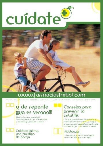 Nº 06 - Junio 2008 - Farmacias Trébol