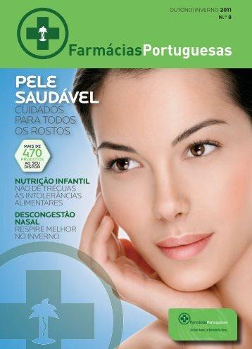 Pele saudável - Farmácias Portuguesas