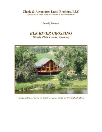 ELK RIVER CROSSING - Farm & Ranch