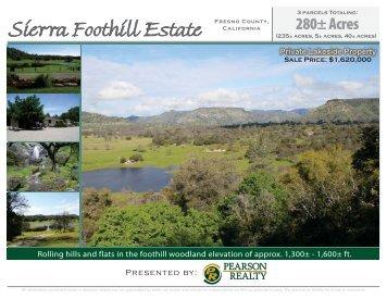 280± Acres - Farm & Ranch