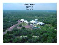 Download Property Brochure - Farm & Ranch
