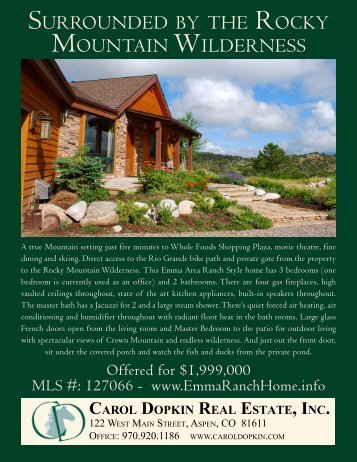 Download Property Brochure - Farm & Ranch