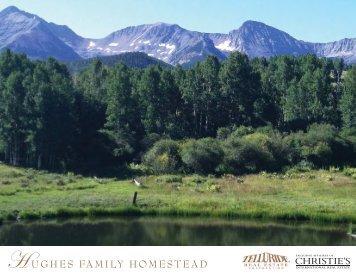 Hughes Family Homestead.indd - Farm & Ranch