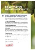 Orchard Biosecurity Manual for the Avocado ... - Farm Biosecurity - Page 4