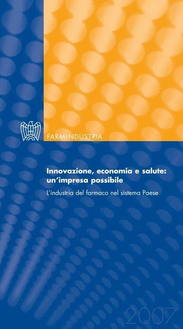 Anno 2007 - Farmindustria