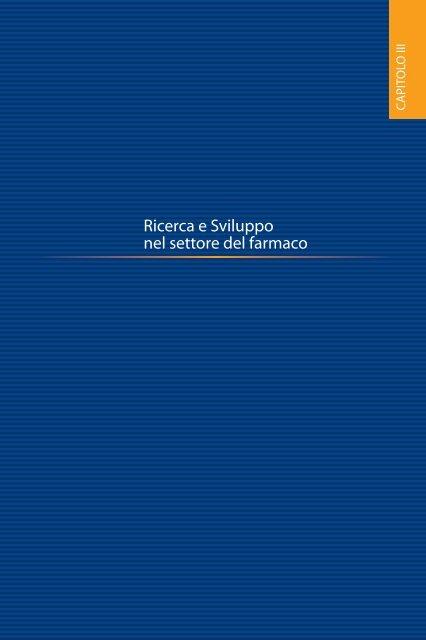 Ricerca e Sviluppo nel settore del farmaco - Farmindustria