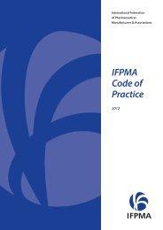 IFPMA Code of Practice - Farmindustria