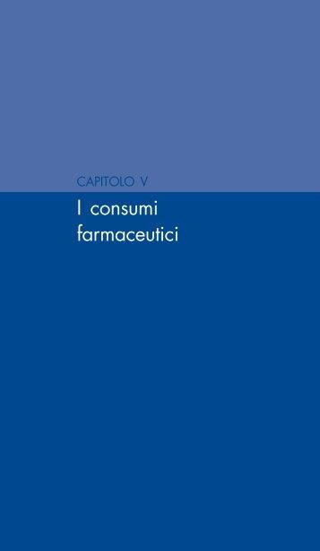 I consumi farmaceutici - Farmindustria