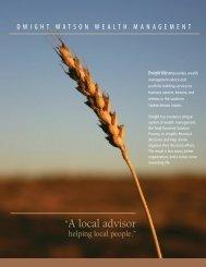 brochure - Farm Marketer