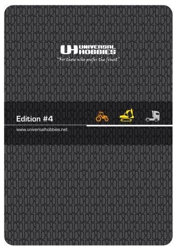 UH 2011 Catalogue - Click to Download! - Farmmodels