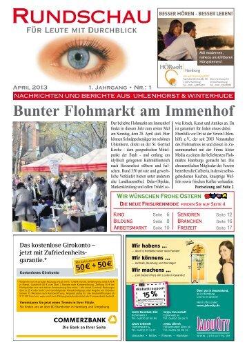 Uhlenhorst-Winterhude - Rundschau – Für Leute mit Durchblick