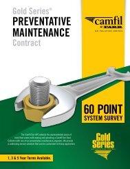 Dust Collector Preventive Maintenance - Camfil APC