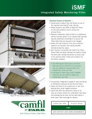 Download iSMF Brochure (PDF) - Camfil APC