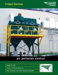 APC Product Overview Brochure - Camfil APC