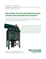 How to Make Sure Your Dust Collection System ... - Camfil APC