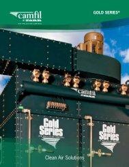 Brochure - Gold Series - Camfil APC