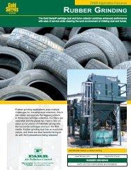 Market Focus Sheet - Rubber Grinding - Camfil APC