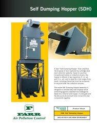 Product Sheet: Farr Self Dumping Hopper - Camfil APC
