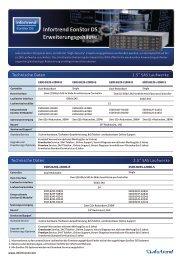 Infortrend EonStor DS Erweiterungsgehäuse - ASTCO