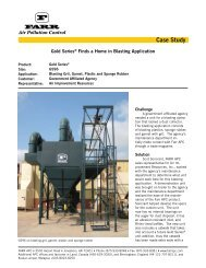 Case Study - Blasting at Government Agency