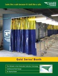 Brochure - Gold Series Booth - Camfil APC
