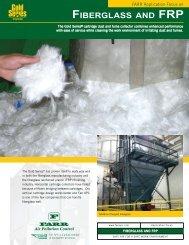 Download Fiberglass Focus Sheet (PDF) - Camfil APC