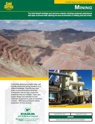 Download Mining Focus Sheet (PDF) - Camfil APC