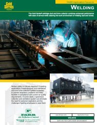 Download Welding Focus Sheet (PDF) - Camfil APC